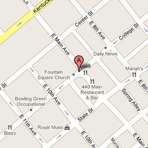 Matthew J Baker - 911 College Street, Suite 200  Bowling Green, KY 42101