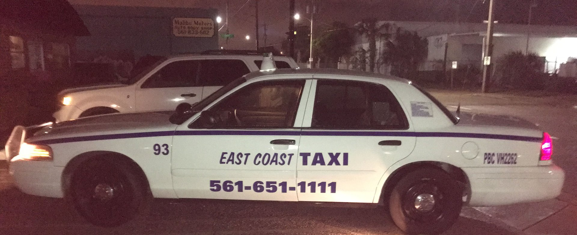 White Taxi