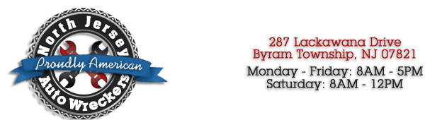 Auto wrecker | Byram Township, NJ | North Jersey Auto Wreckers | 973-347-5800