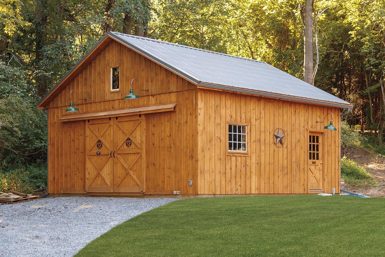 Amish Pole Buildings : Cochranville pole buildings amish barns pa