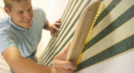 Wallpaper services