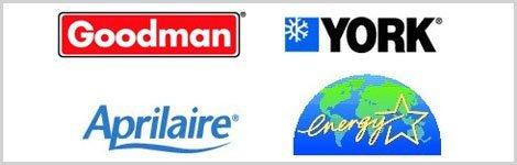 Goodman, York, Aprilaire, Energy Star