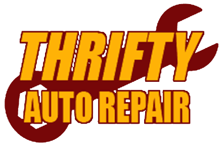 Thrifty Auto Repair - logo