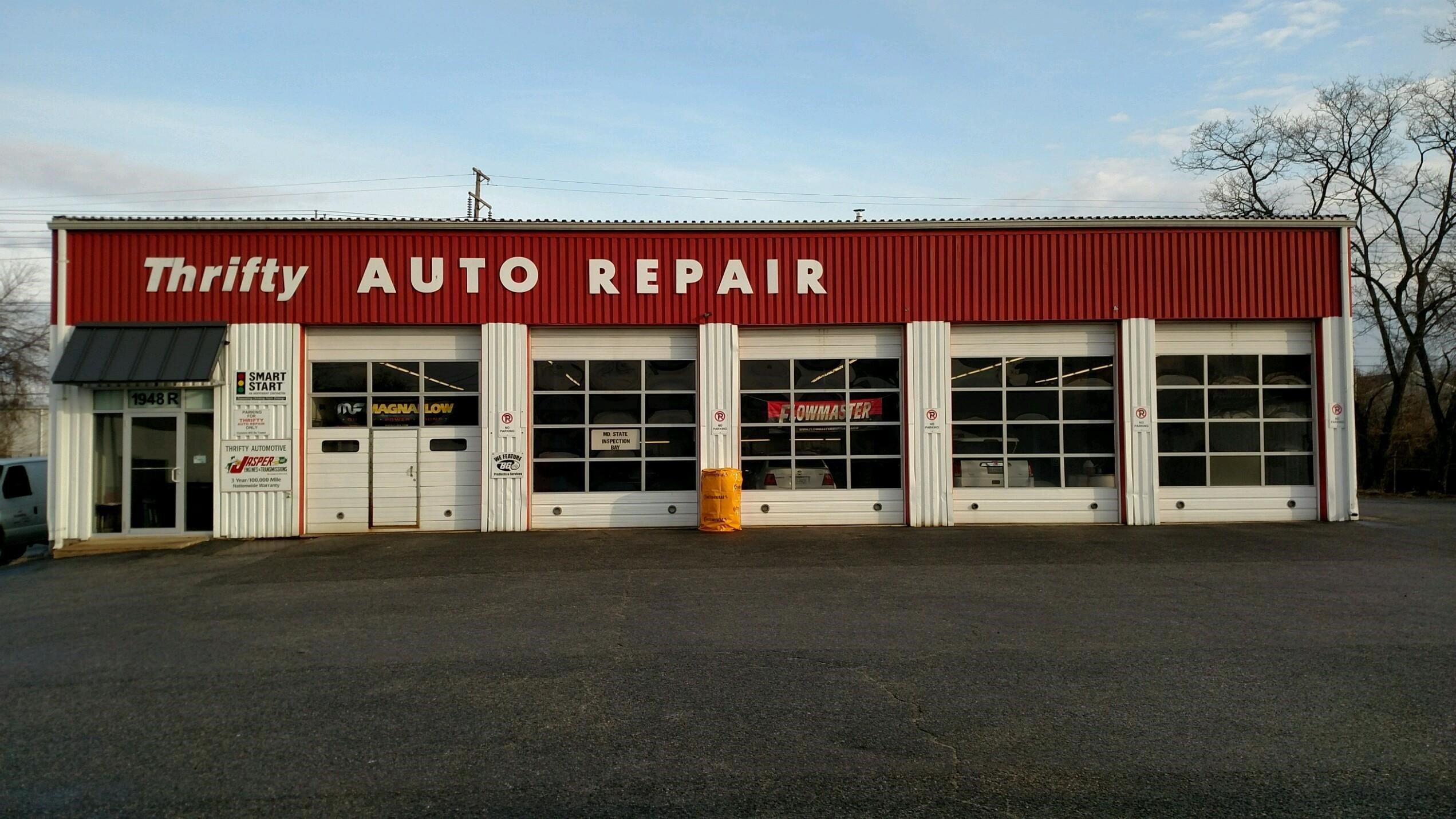 Thrifty Auto Repair Shop