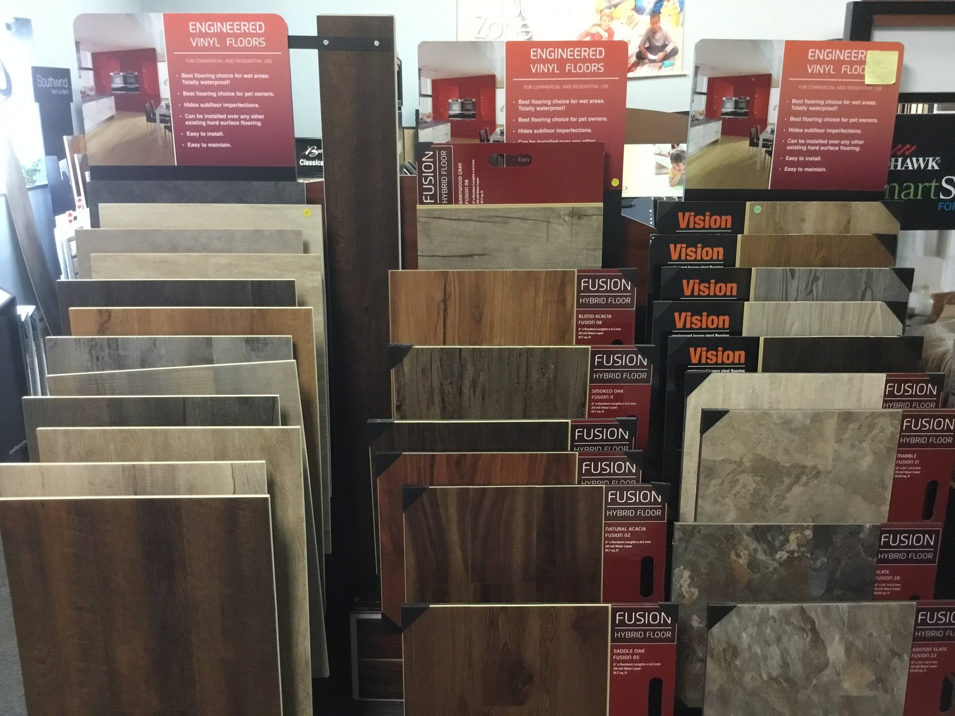 Modern Day Flooring Photo Gallery  New Carlisle, OH
