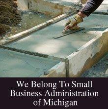 Concrete Contractor - Monroe, MI - S & M Vitale Cement Contractor, Inc.