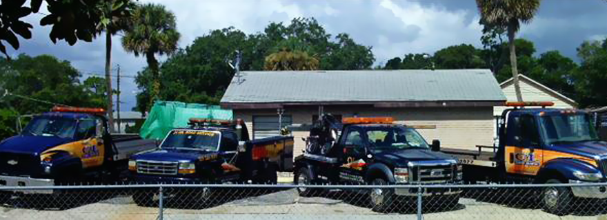 C & L Towing Trucks