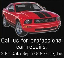 Car Service - Kailua Kona, HI - 3 B's Auto Repair & Service, Inc. - Call us for professional car repairs.