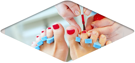 pedicure nail salon