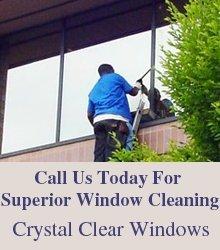 Window Cleaners - St. Germain, WI - Crystal Clear Windows