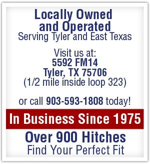Trailer Hitches - Tyler, TX - Nick's Trailer Hitch Shop