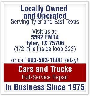 Trailer Repair - Tyler, TX - Nick's Trailer Hitch Shop