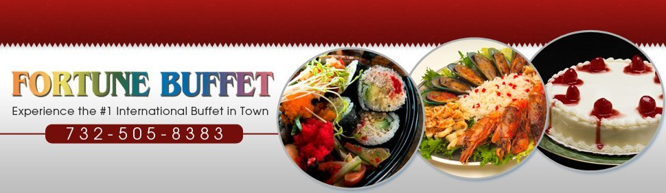 Seafood and Mongolian BBQ - Fortune Buffet - Toms River, NJ