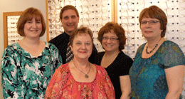 Becker Eye Care Staff
