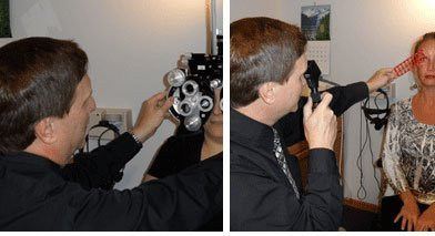 Becker Eye Care - Eye Examination