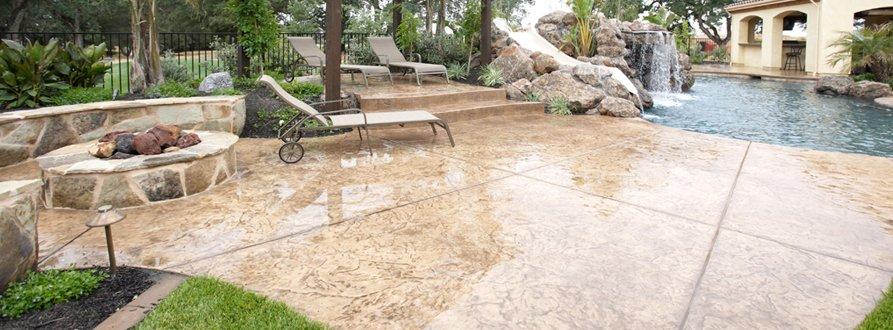 Residential Concrete Services Patios Bridgeton Mo
