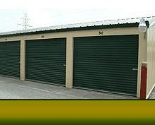 Storage Facility - Muskegon, MI - Bear Creek Storage - Personal Storage - Brand New Building