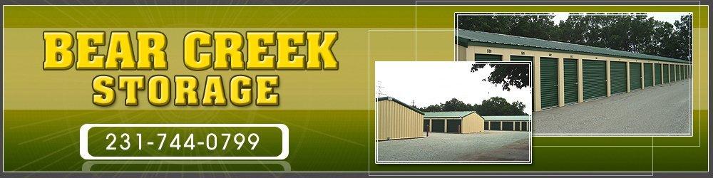 Storage Facility Muskegon, MI - Bear Creek Storage