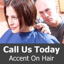 Beauty Salon Service - Gilbert, AZ - Accent On Hair- hair cut