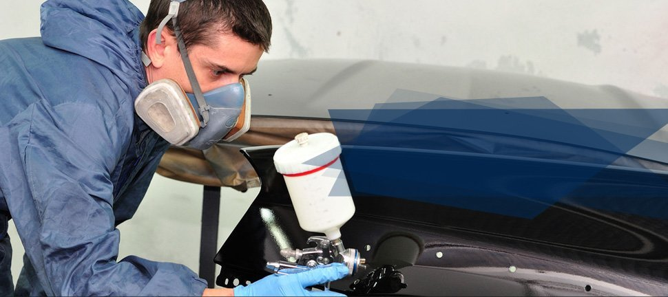 A c e auto body glass auto body and glass repair for Car paint shop