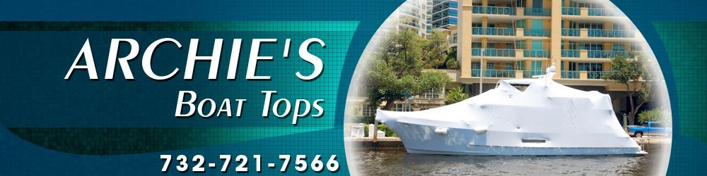 Boat Covers - South Amboy, NJ - Archie's Boat Tops