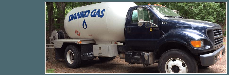 Service Area | Wilkes Barre, PA | Danko Gas Service | 570-823-1947