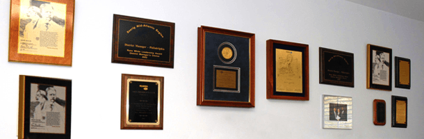 plaques | Mansfield, PA | Mansfield Embroidery Screenprinting | 570-662-3101