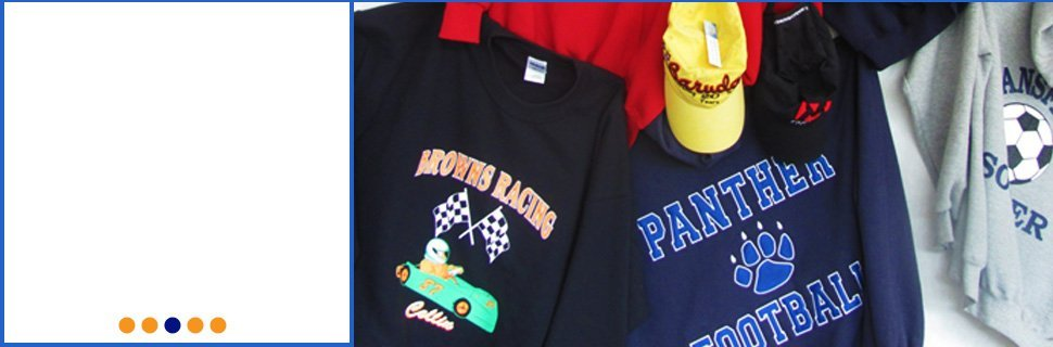 Screenprinting | Mansfield, PA | Mansfield Embroidery Screenprinting | 570-662-3101