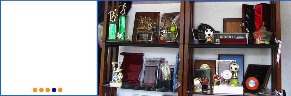trophies | Mansfield, PA | Mansfield Embroidery Screenprinting | 570-662-3101