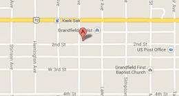 Grandfield Tag Agency 215 South Main Street, Grandfield, OK 73546