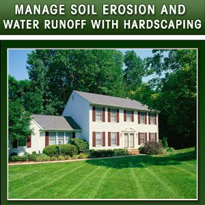 Landscape Design - Salisbury, NC  - Wootten's Irrigation & Landscaping - Landscape Design2 - Manage Soil Erosion And Water Runoff With Hardscaping