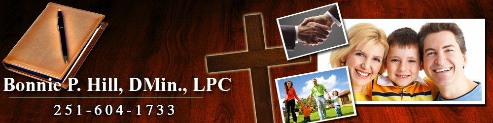 Christian Counseling Mobile, AL - Bonnie P. Hill, D. Min., LPC