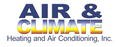 Air & Climate Heating & Air-Conditioning - logo