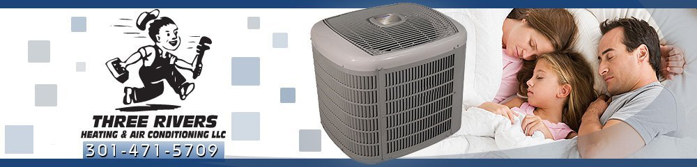 Heating and Air Conditioning Repair Shop - Frederick, MD - Three Rivers Heating & Air Conditioning LLC