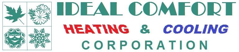 IDEAL COMFORT Heating & Cooling Corporation - Logo