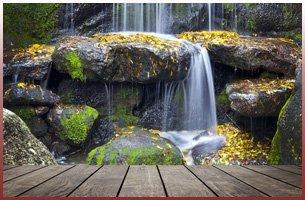 Waterfalls | Clio, MI | Creative Water Works | 810-687-3341