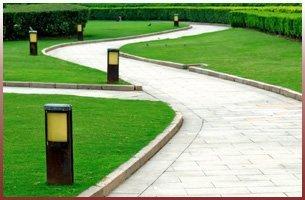 Landscape lighting | Clio, MI | Creative Water Works | 810-687-3341