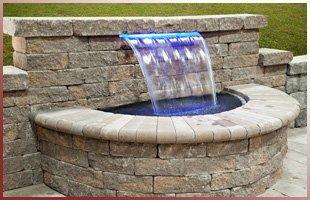 Retaining walls | Clio, MI | Creative Water Works | 810-687-3341