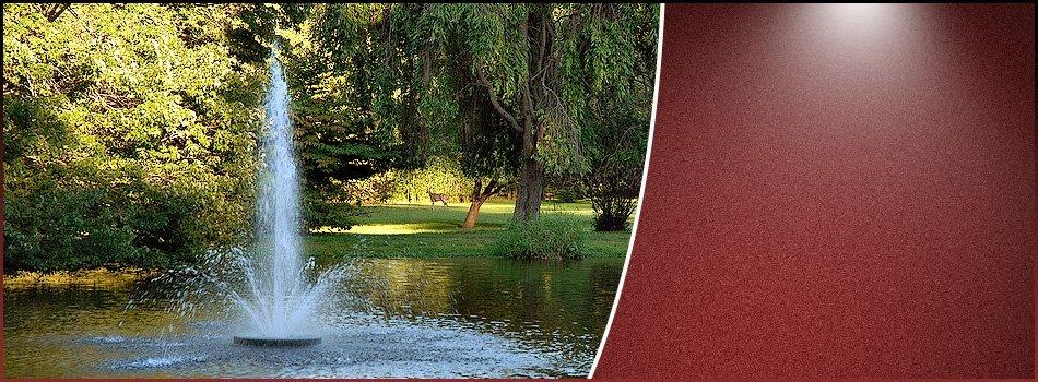 Fountains | Clio, MI | Creative Water Works | 810-687-3341