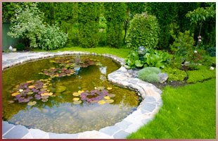 Custom water features | Clio, MI | Creative Water Works | 810-687-3341