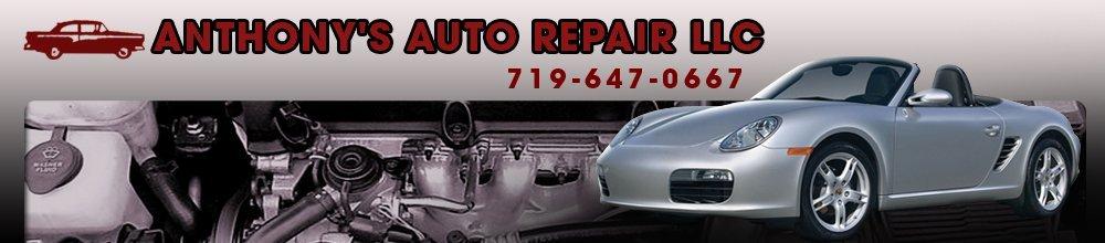 Custom Exhaust Pueblo West, CO - Anthony's Auto Repair Inc