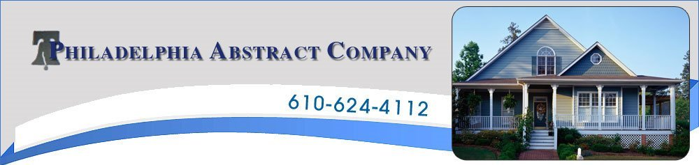 Title Insurance Drexel Hill PA - Philadelphia Abstract Company