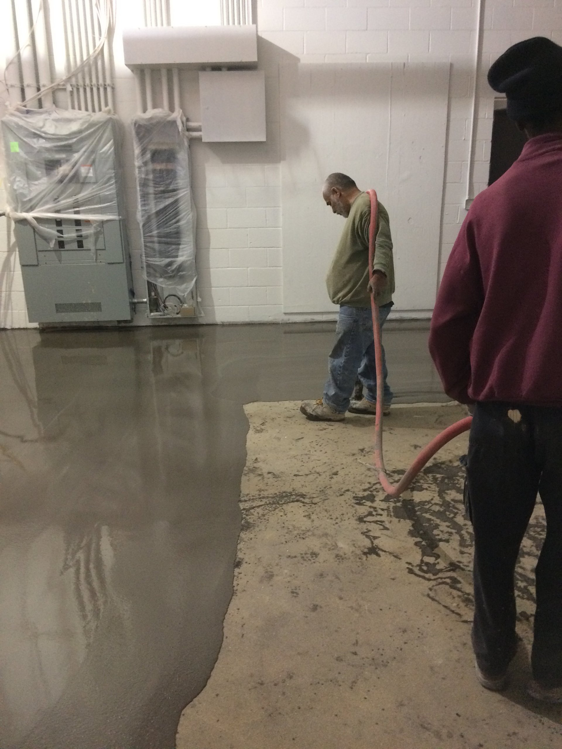 Cement Topping Ardex Installer Conyers Ga