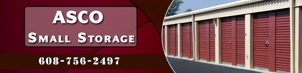 Storage - Janesville, WI - ASCO Small Storage