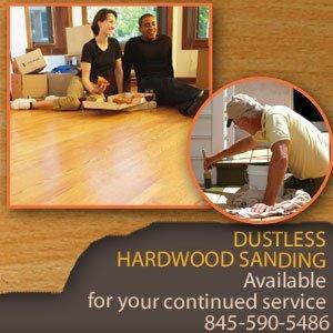 Wood Floor Install - Beacon, NY  - Strictly Hardwood