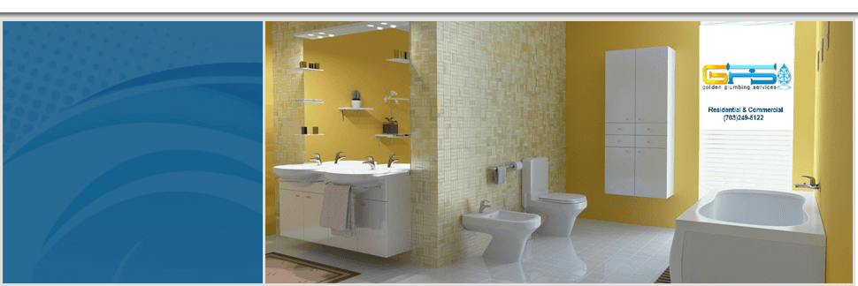 Showers and Tubs | Ashburn, VA | Golden Plumbing Services | 703-249-5122