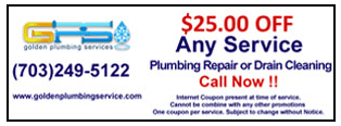 Drain Cleaning | Ashburn, VA | Golden Plumbing Services | 703-249-5122