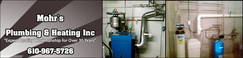 Plumber - Emmaus, PA - Mohr's Plumbing & Heating Inc