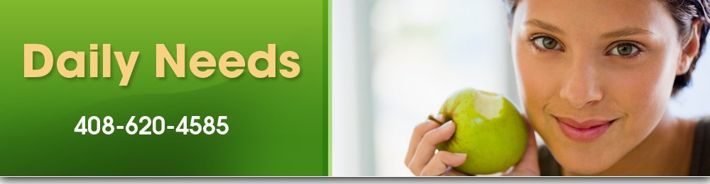 Nutritional Supplements - San Jose, CA - Daily Needs
