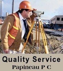 Land Surveyor - Benzonia, MI - Papineau P C